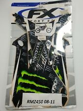 14-12426 Suzuki Monster Energy Sticker Kit RMZ450 08-11