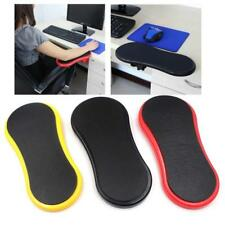 Office Computer Arm Support Desk Table Attachable Mouse Pad Arm Wrist Rest LC
