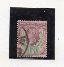 Gran Bretaña monarquias Valor del año 1887-900 (CS-412)