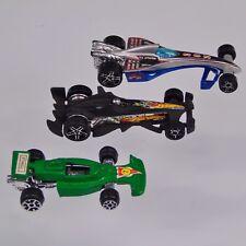 Formula Racers Hotwheels Mattel 2000 Greased Lightning 2003 TC -6327