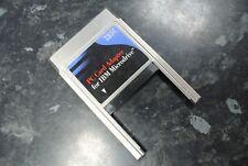 Adaptador de tarjeta pc Vintage Para Microdrive IBM PCMCIA
