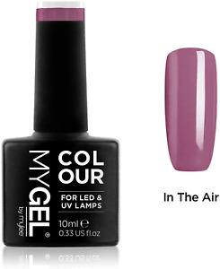 MYGEL by Mylee Nail Gel Polish 10Ml [In the Air] UV/LED Soak-Off Nail Art Manicu