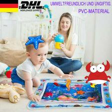 Baby Wasserkissen Spielmatte Kinder Aufblasbare Spielzeug Seewelt 66 x 50 cm DHL