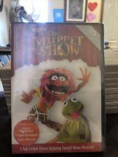 The Muppet Show (DVD, 2001) Harry Belafonte, Linda Ronstadt, John Denver  NEW
