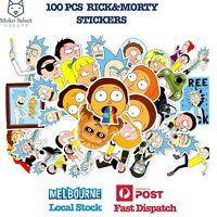 3M Graphics Wubba Lubba Dub Dub Rick And Morty Vinyl Car Truck Decal Sticker