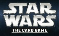 STAR WARS THE CARD GAME! ANCIENT RIVALS FORCE PACK SWC31