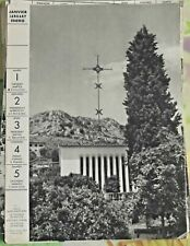 1957 Alpes-Maritimes La Chapelle de Matisse art print