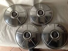 FIAT  125 SPECIAL  COPPE RUOTE ORIGINALI WHEELS CUPS