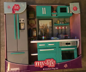 My Life As Kitchen Play Set
