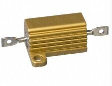 Dale RH series wirewound resistor, 1 Ohms, 5 watt, 1%