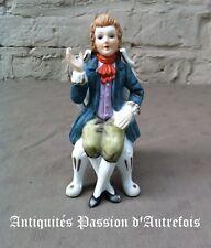 B2018296 - Figurine en biscuit de porcelaine 1950-70 - Très bon état
