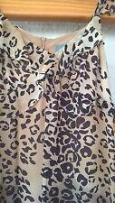 Magnifique robe Naf-Naf en soie Taille 38 EXCELLENT ETAT