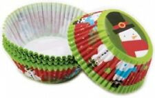 **WILTON**  75 Woodland Friends Cupcake Cases - Perfect For Xmas Baking!