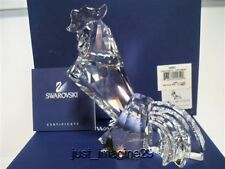 Swarovski The Rooster 659246 Signed By The Artist Retired Bnib Coa