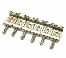 Fender American Standard Stratocaster Bridge Saddles USA 0075123049