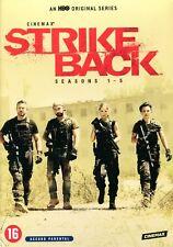Strike Back : Seasons 1 - 5 (17 DVD)