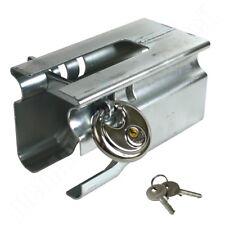 ALBE Safety Box Diebstahlsicherung Kastenschloss Kupplungsschloss Pkw Anhänger