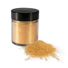 Dust essbare Edible Glitter Goldpuder Puder Lebensmittellfarbe Gold 7g Glitzer
