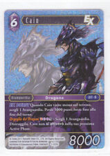 Final Fantasy TCG Cain Opus I 1-127H ITA FOIL