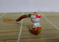 Hello Kitty Cosplay Japanese Marriage Bride Boat Kitty Phone Charm