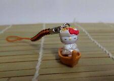 Hello Kitty Cosplay Japanese Marriage Bride Boat Kitty Phone Charm