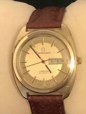 1975 OMEGA Constellation AUTOMATIC 1022 DAY DATE HACK 23J Ref 166.0222 LARGE SW