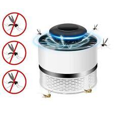 HOT! Mini Lampada Anti Zanzara Insetti Volanti Killer LED Ammazza Zanzare USB