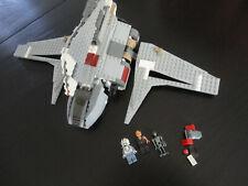 lego star wars 8096 emperor palpatine's Shuttle VAISSEAU DE L EMPEREUR MINIFIGS