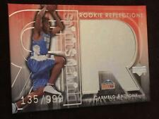 2003/04 UD Rookie Reflections CARMELO ANTHONY ROOKIE #130 Thunder Knicks Nuggets