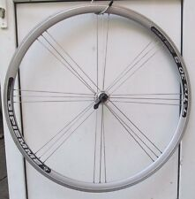 Gipiemme T-Tre-30 S 700 C fil argent 24 Rayons Roue Avant Made in Italy