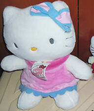 PELUCHE PLUSH PLUSCH SANRIO HELLO KITTY 35cm pucca,gattina,gatto,diddl,spank,cat