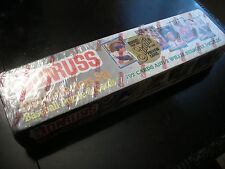 1991 DONRUSS FACTORY SEALED COLLECTORS SET PUZZLES & CARDS UNOPENED & GEM MINT