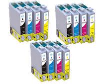 12 fits for Epson S22 SX125 SX130 SX420W SX425W Ink Cartridges Printer
