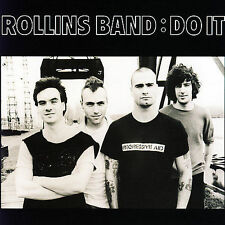 Do It by Rollins Band (CD, Oct-2007, 2.13.61)