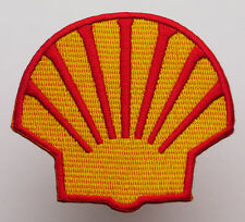 SHELL Racing Sponsor Iron-On Embroidered Patch - MIX 'N' MATCH - #2H09