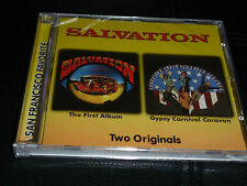 CD.SALVATION. SAME+GYPSY CARNIVAL CARAVAN. GRAND PSY ACID US 68+FUZZ. NEUF CELLO