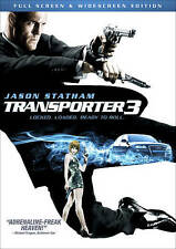 Transporter 3 DVD Olivier Megaton(DIR) 2008