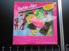 ♥ Barbie Barbie & Ken Great Date Fashions Dress Outfits VINTAGE ♥ Mattel 2973