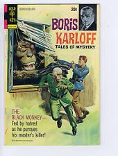Boris Karloff Tales of Mystery #46 Gold Key 1973