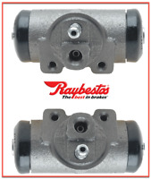 WC Drum Brake Wheel Cylinders for Mazda MPV B2600 Rear Left+Right 2pcs