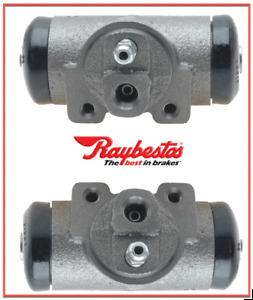 2 Drum Brake Wheel Cylinders Rear for Silverado Sierra 1500 08-13 7000 lbs.