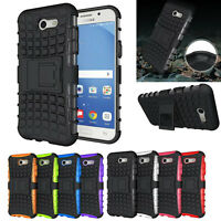 For Samsung Galaxy J3 Emerge/ J3 2017 Case Hybrid Shockproof Armor Matte Cover