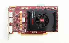 AMD FirePro W5000 2GB Video Graphics Card PCIe 3.0 GDDR5 WORKSTATION DP/DVI-D