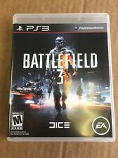 Battlefield 3 For PS3 Play Station Three