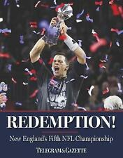 USED (VG) Redemption! New England's 5th NFL Championship