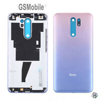 Tapa Trasera Bateria Battery Back Cover Xiaomi Redmi 9 Rosa