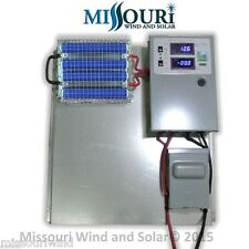 ALL IN ONE Charge Controller Board 48 Volt for Wind Turbines and Solar Panels