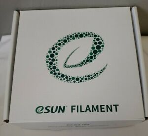 eSUN PLA+ 3D Printer Filament 1 1kg Rolls  2.85mm Gray Sealed