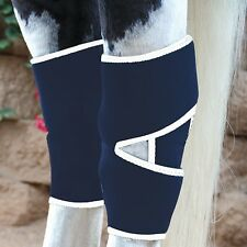 Professional's Choice Neoprene MAGNETIC Therapy Horse Hock Boots Adjustable