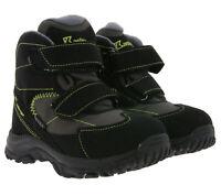 Kastinger Winterstiefel Boots Kinder Schuhe Snow Gear Stiefel Schwarz